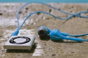 Waterfi Waterproof iPod Shuffle
