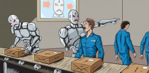 robots taking jobs