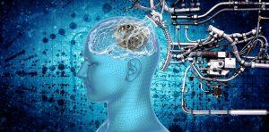 brain computer robot